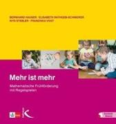 Cover-Bild zu Mehr ist mehr von Hauser, Bernhard (Hrsg.)