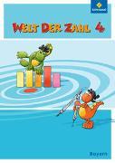 Cover-Bild zu Welt der Zahl 4. Schülerband. Bayern