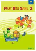 Cover-Bild zu Welt der Zahl 3. Schülerband. Bayern