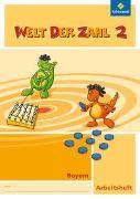 Cover-Bild zu Welt der Zahl 2. Arbeitsheft. Bayern