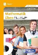 Cover-Bild zu Mathematik üben Klasse 5 von Gehstein, Martin