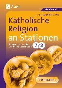 Cover-Bild zu Katholische Religion an Stationen von Schauer, Tina