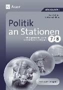 Cover-Bild zu Politik an Stationen von Gellner, Lars