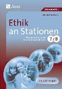 Cover-Bild zu Ethik an Stationen 7-8 von Worm, Heinz-Lothar
