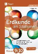 Cover-Bild zu Erdkunde an Stationen 9-10 Gymnasium von Rau, Stefanie