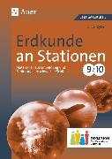 Cover-Bild zu Erdkunde an Stationen 9-10 Inklusion von Zyber, Oliver