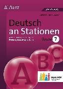 Cover-Bild zu Deutsch an Stationen 7 Inklusion von Kurzius-Beuster, Babett