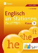 Cover-Bild zu Englisch an Stationen 9 Inklusion von Hertje, Victoria