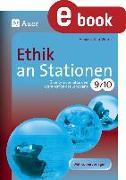 Cover-Bild zu Ethik an Stationen Klasse 9 u. 10 (eBook) von Worm, Heinz-Lothar