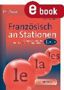 Cover-Bild zu Französisch an Stationen 1. Lernjahr (eBook) von Walter, Katharina