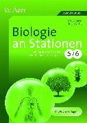 Cover-Bild zu Biologie an Stationen von Schauer, Tina