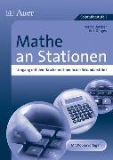 Cover-Bild zu Mathe an Stationen, Umgang mit dem Taschenrechner von Bettner, Marco