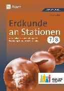 Cover-Bild zu Erdkunde an Stationen 7-8 Inklusion von Zyber, Oliver