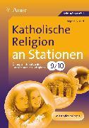 Cover-Bild zu Katholische Religion an Stationen von Nitzold, Regina