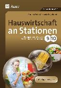Cover-Bild zu Hauswirtschaft an Stationen 9-10 von Engelhardt, Michaela