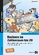 Cover-Bild zu Rechnen im Zahlenraum bis 20 (eBook) von Buschmann, Britta