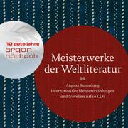 Cover-Bild zu Meisterwerke der Weltliteratur von Casanova, Giacomo