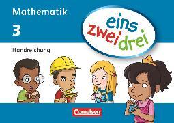 Cover-Bild zu eins-zwei-drei, Mathematik-Lehrwerk für Kinder mit Sprachförderbedarf, Mathematik, 3. Schuljahr, Handreichungskartei mit Stülpschachtel von Drews, Claudia