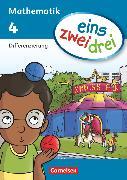 Cover-Bild zu eins-zwei-drei, Mathematik-Lehrwerk für Kinder mit Sprachförderbedarf, Mathematik, 4. Schuljahr, Differenzierungsblock von Demirel, Ümmü