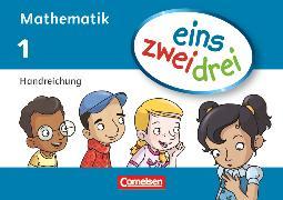 Cover-Bild zu eins-zwei-drei, Mathematik-Lehrwerk für Kinder mit Sprachförderbedarf, Mathematik, 1. Schuljahr, Handreichungskartei mit Stülpschachtel von Demirel, Ümmü