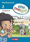 Cover-Bild zu eins-zwei-drei, Mathematik-Lehrwerk für Kinder mit Sprachförderbedarf, Mathematik, 2. Schuljahr, Schülerbuch, Mit Kartonbeilagen von Demirel, Ümmü