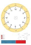 Cover-Bild zu eins-zwei-drei, Mathematik-Lehrwerk für Kinder mit Sprachförderbedarf, Mathematik, 2. Schuljahr, Uhr, Kartonbeilagen, 10 Stück im Beutel
