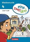 Cover-Bild zu eins-zwei-drei, Mathematik-Lehrwerk für Kinder mit Sprachförderbedarf, Mathematik, 4. Schuljahr, Arbeitsheft von Demirel, Ümmü