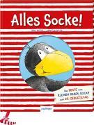 Cover-Bild zu Der kleine Rabe Socke: Alles Socke! von Moost, Nele