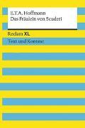 Cover-Bild zu Das Fräulein von Scuderi. Textausgabe mit Kommentar und Materialien von Hoffmann, E.T.A.