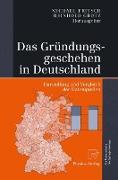 Cover-Bild zu Das Gründungsgeschehen in Deutschland von Fritsch, Michael (Hrsg.)