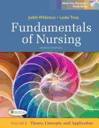 Cover-Bild zu Fundamentals of Nursing - Vol 1: Theory, Concepts, and Applications von Wilkinson, Judith M.