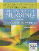 Cover-Bild zu Fundamentals of Nursing, Volume 1 von Wilkinson, Judith M.