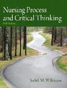 Cover-Bild zu Nursing Process and Critical Thinking von Wilkinson, Judith M.