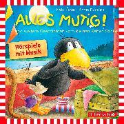 Cover-Bild zu Alles mutig! von Moost , Nele