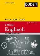 Cover-Bild zu Wissen - Üben - Testen: Englisch 9. Klasse von Schomber, Annette