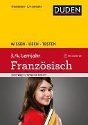 Cover-Bild zu Wissen - Üben - Testen: Französisch 3./4. Lernjahr von Jahn-Sauner, Ulrike