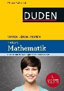 Cover-Bild zu Wissen - Üben - Testen: Mathematik 7. Klasse (eBook) von Salzmann, Wiebke