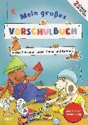 Cover-Bild zu Mein großes Vorschulbuch von Holzwarth-Raether, Ulrike