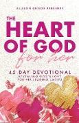 Cover-Bild zu Heart of God for Her (eBook) von Arnett, Allison Denise