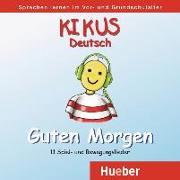Cover-Bild zu Kikus Guten Morgen von Aguilar, Augusto