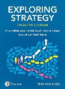 Cover-Bild zu Exploring Strategy, Text and Cases, 12th ed von Whittington, Richard