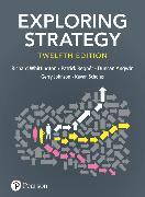 Cover-Bild zu Exploring Strategy, Text Only von Whittington, Richard