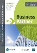 Cover-Bild zu Business Partner B1+ Coursebook with Digital Resources
