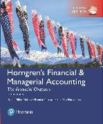 Cover-Bild zu Horngren's Financial & Managerial Accounting, The Financial Chapters, Global Edition von Miller-Nobles, Tracie