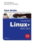 Cover-Bild zu CompTIA Linux+ XK0-004 Cert Guide (eBook) von Pearson Education