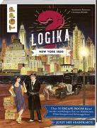 Cover-Bild zu Logika - New York 1920: Logikrätsel für zwischendurch von leicht bis schwer von Baumann, Annekatrin