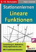 Cover-Bild zu Lineare Funktionen von Schmidt, Hans-J.
