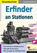 Cover-Bild zu Erfinder an Stationen