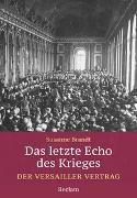 Cover-Bild zu Das letzte Echo des Krieges von Brandt, Susanne