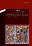 Cover-Bild zu Prophetie und Autorschaft (eBook) von Meier, Christel (Hrsg.)